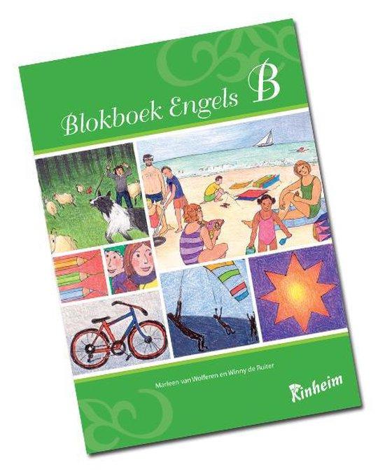 Blokboek Engels B - Wolferen, M. Van  