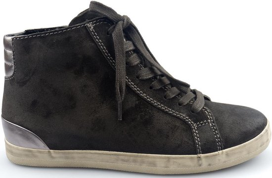 Gabor 96.425.49 Dames Sneaker - Donkergrijs 37 IIAPNA