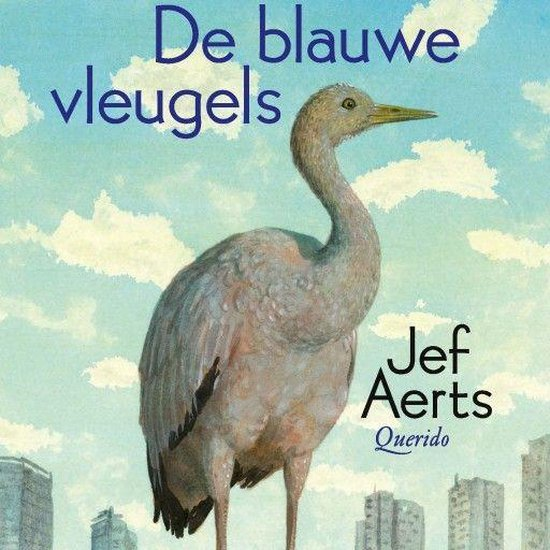 De blauwe vleugels - Jef Aerts |