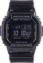 CASIO - GW-M5610BB-1ER - G-Shock - horloge - Mannen - Zwart - Kunststof Ø 34x38 mm