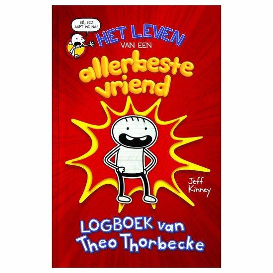 Boekomslag voor Het leven van een allerbeste vriend - Logboek van Theo Thorbecke