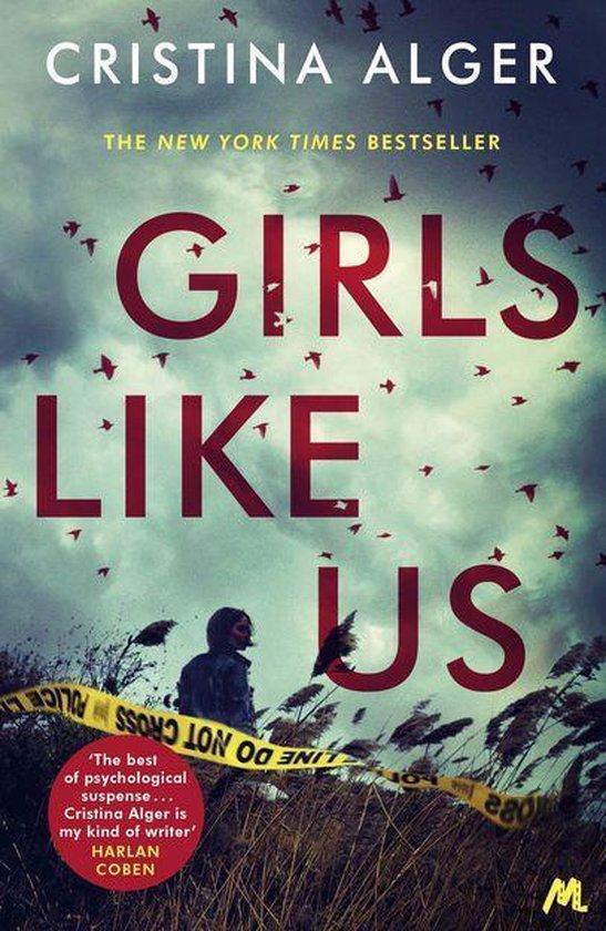 Boek cover Girls Like Us van Cristina Alger (Onbekend)