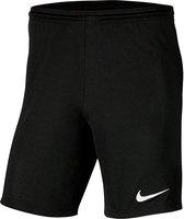 Nike Park III  Sportbroek - Maat L  - Mannen - zwart