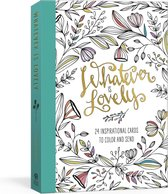 Whatever is Lovely Postcard Book