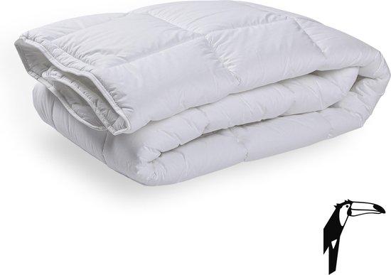 Dekbed van der Valk Ecodown 240x220 Cm - Wit