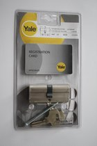 Yale dubbele veiligheidscilinder - profielcilinder - 35/35 - met certificaat - SKG