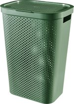 Curver Infinity Recycled Wasbox - 60L - Groen