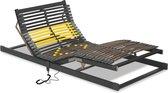 Beter Bed Bossflex 600 Lattenbodem - Elektrisch Verstelbaar Bedraad - Comfortzones - 90x200 cm