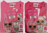 Lol surprise Meisjes T-shirt Maat 116