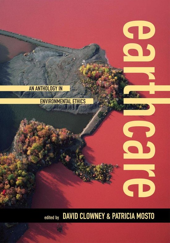 Boek cover Earthcare van Spencer Abraham (Onbekend)