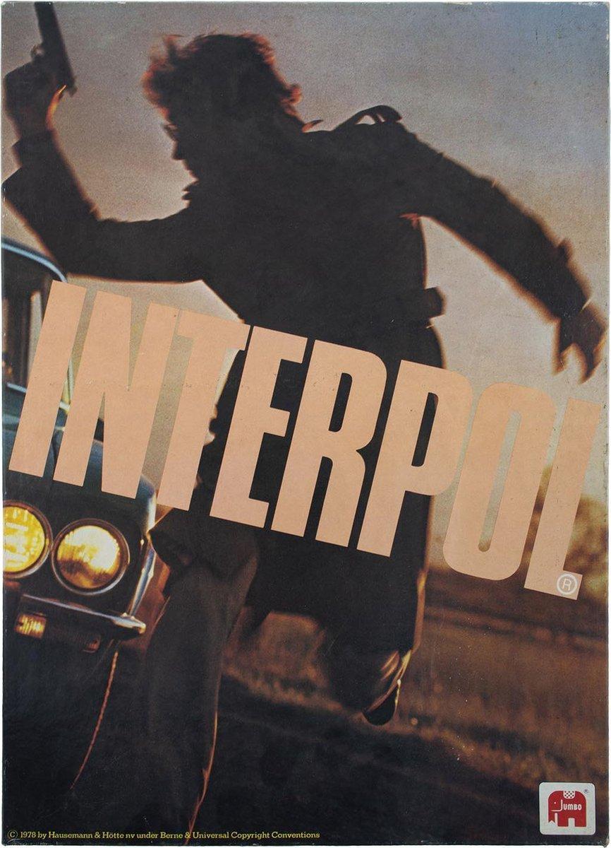 Interpol - tactisch bordspel - 2-4 spelers - Jumbo