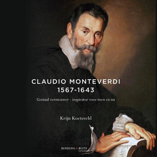 Cahierreeks 26 -   Claudio Monteverdi 1567-1643