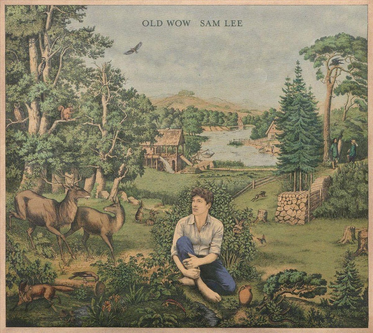bol.com | Old Wow, Sam Lee | CD (album) | Muziek