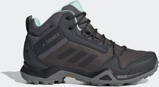 adidas TERREX AX3 MID GTX W Dames Wandelschoenen - Grey Five - Maat 41 1/3