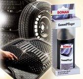 Sonax Rubber beschermmiddel, 100 ml, reinigt en onderhoudt rubberdelen