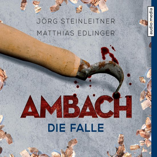 Boek cover Ambach - Die Falle van Jörg Steinleitner (Onbekend)