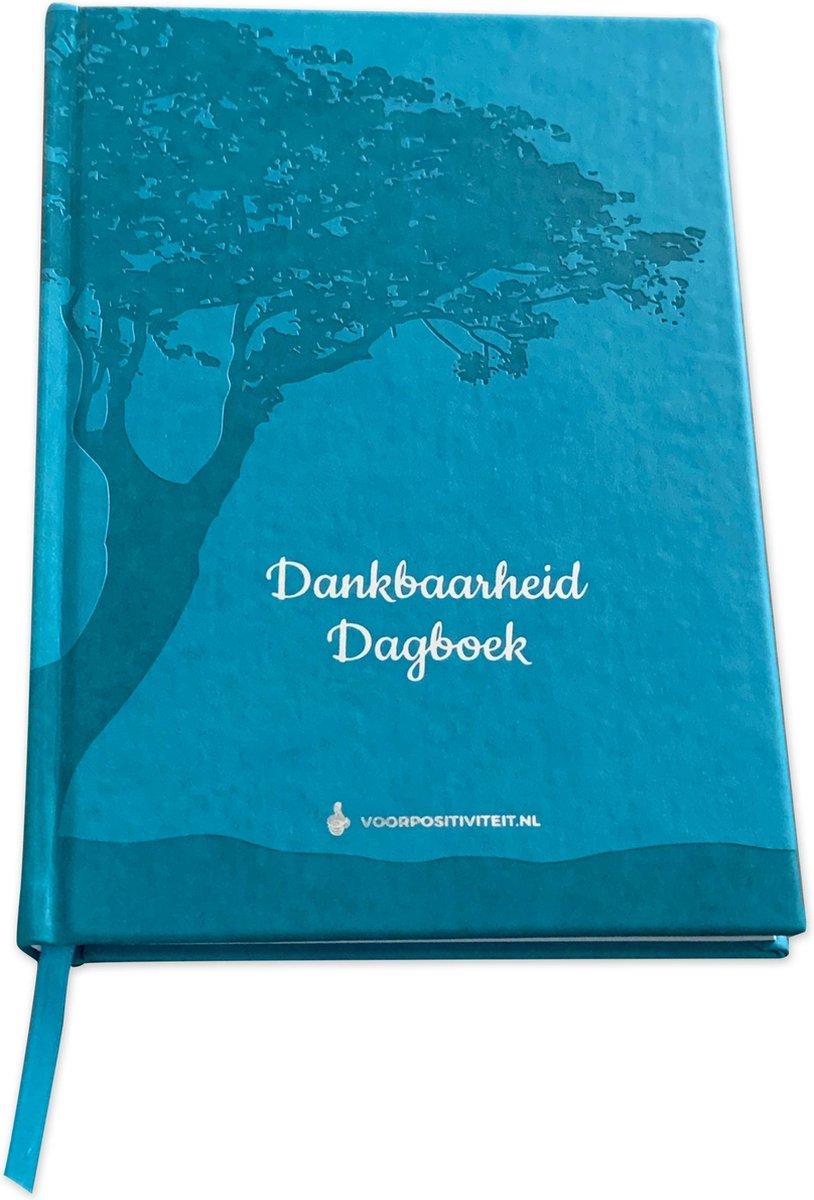 Dankbaarheid dagboek - Voor Positiviteit - dankbaarheidsdagboek