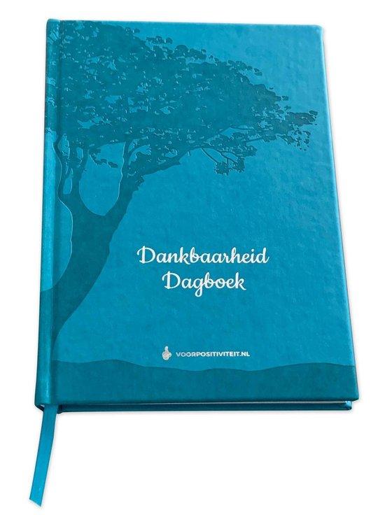 Afbeelding van Dankbaarheid dagboek - Voor Positiviteit - dankbaarheidsdagboek