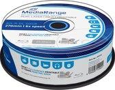 MediaRange MR510 BD-R DL 50GB 25stuk(s) Lees/schrijf blu-ray disc