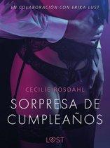 Sorpresa de cumpleaños - Un relato erotico
