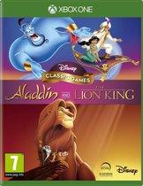 Disney Classic Games: Aladdin & The Lion King /Xbox One
