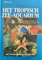 Tropische Zee-Aquarium