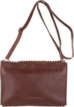 MYOMY My Paper Bag Mini Dames Crossbodytas - Bruin
