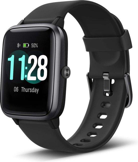 SmartWatch-Trends S205L - Smartwatch - Dames en Heren - Zwart