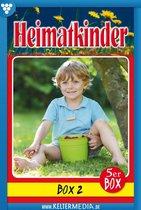 Heimatkinder 5er Box 2 - Heimatroman