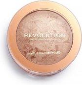 Makeup Revolution - Re-Loaded Holiday Romance Powder Bronzer