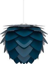 Umage Aluvia Mini  Ø 40 cm - Hanglamp blauw  - Koordset wit