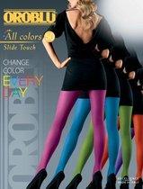Oroblu all colors 50 den opaque panty maat S/M (groen)