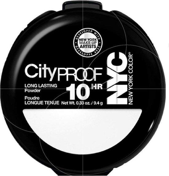 Nyc Smooth Skin Long Lasting Powder 701 Translucent