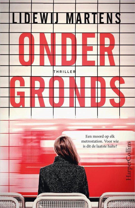 Ondergronds - Lidewij Martens |