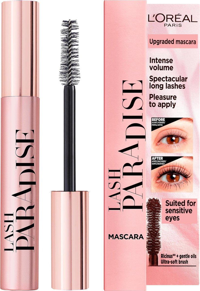 L'Oréal Paris Paradise Extatic Mascara - 01 Black - L'Oréal Paris