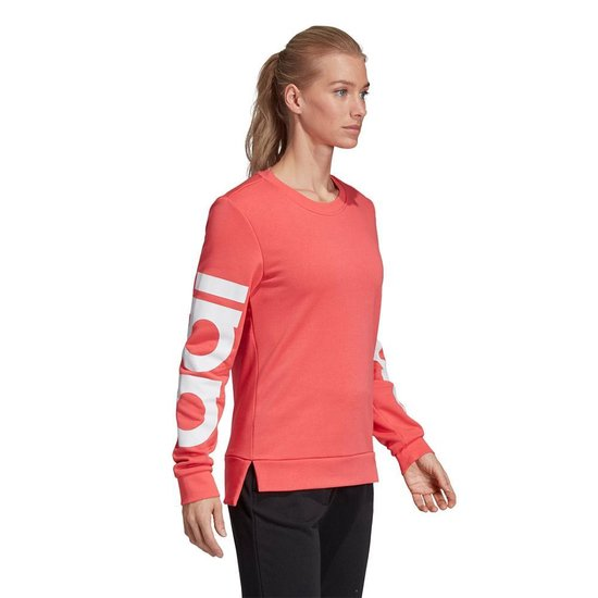 adidas Sweatshirt Rozewit dames | Adidas vrouwen, Kleding
