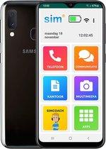 SimPhone 4 - Smartphone voor Senioren