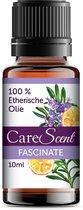 CareScent Fascinate Etherische Olie Mix | Lavendel Olie + Rozemarijn Olie + Mandarijn Olie | Geurolie | Essentiële Olie | Aroma Diffuser Olie - 10ml