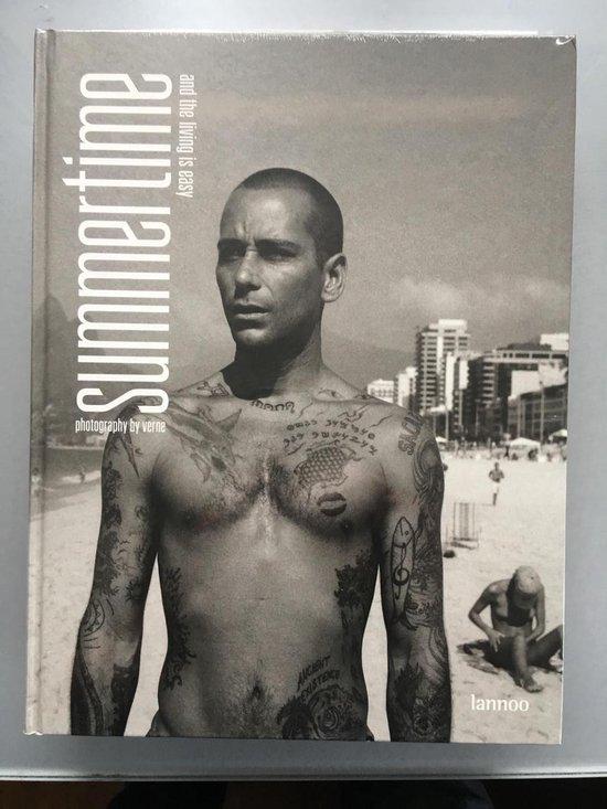 Cover van het boek 'Summertime'