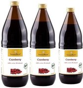 Cranberry-sap 3 L Bio