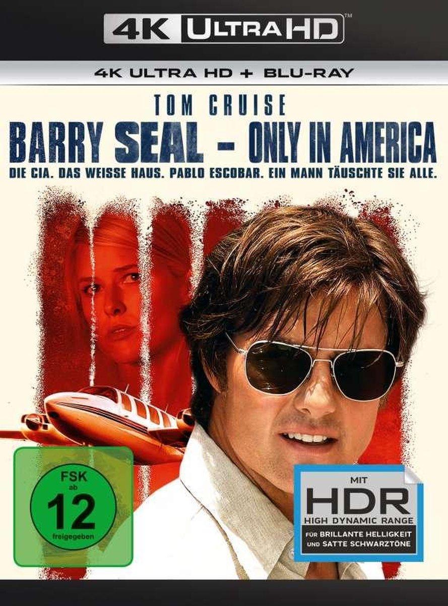 American Made (2017) (Ultra HD Blu-ray & Blu-ray)-