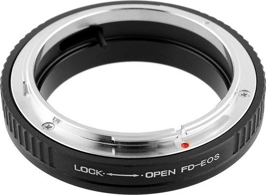Canon EOS EF Body naar Canon FD Lens Converter / Lens Mount Adapter