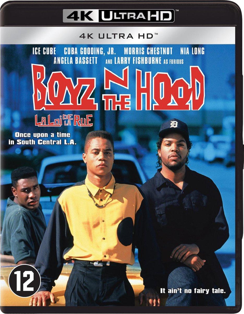 Boyz n the Hood (4K Ultra HD Blu-ray)-
