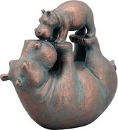 Nijlpaard beeldje