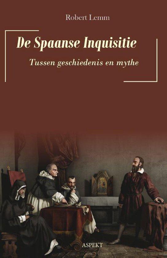 De Spaanse Inquisitie - Robert Lemm |