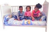 Babykmer - meegroeibed -Ledikant 4 in 1 (o  tot 5 jaar)