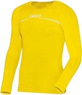 Jako Comfort Thermo Shirt - Thermoshirt  - geel - S