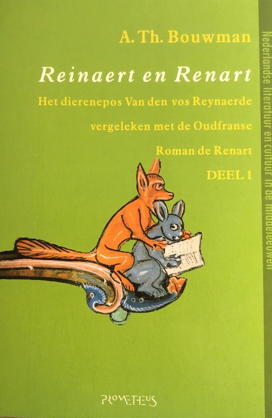 REINAERT EN RENART (2 DELEN) - Bouwman   Fthsonline.com