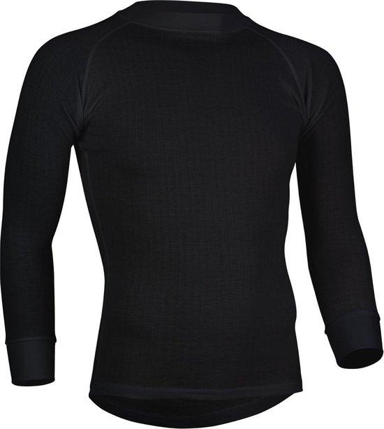 Avento Basic Thermoshirt - Mannen - Zwart - Maat M