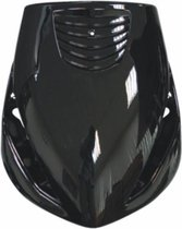 DMP Voorscherm Piaggio Zip2000 zwart a/c